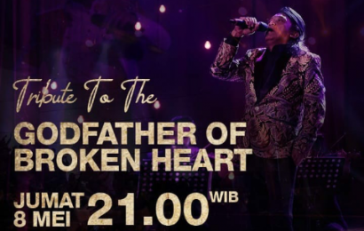 Tribute to The God Father of Broken Heart, Didi Kempot..